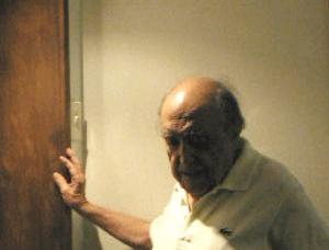 Niemeyer em 2002
