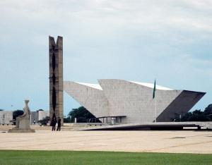 Panteão da Pátria - 1986