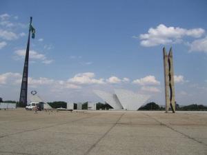 Aspecto atual da Praça - Foto Andrey Schlee