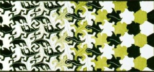 M.C.Escher - Metamorphose
