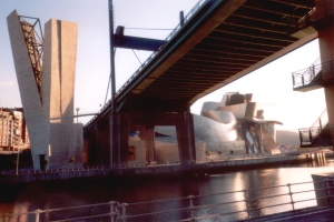 Museu Guggenhein (Frank Gehry, Bilbao) - Foto -