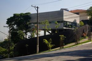 vista sul do edifício e de seus arredores