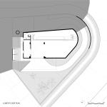 planta do nível inferior – estúdio