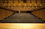 foto - vista interna do auditório