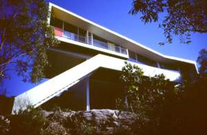 Seidler and Associates, Residência Meller, Sydney, 1950