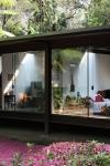 vista externa quarto e sala de estar