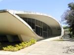 Auditório do Colégio Estadual Central, Oscar Niemeyer, Belo Horizonte, 1954. Foto: Danilo Matoso Macedo