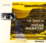 Stamo Papadaki. The work of Oscar Niemeyer: capa