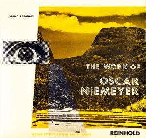 Stamo Papadaki. The work of Oscar Niemeyer: capa