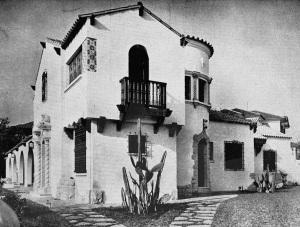 Residência Remo Corsini, Moya & Malfatti, 1938.