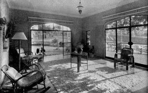 Residência Domicio Pacheco e Silva, Moya & Malfatti, 1950.