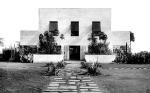 Casa da rua Santa Cruz, Gregori Warchavchik, 1927.