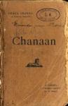 Chanaan, Graça Aranha, 1902.