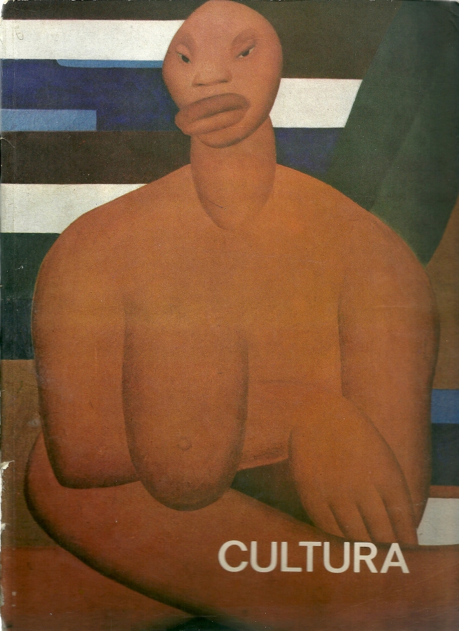 A negra, Tarsila do Amaral, 1923.