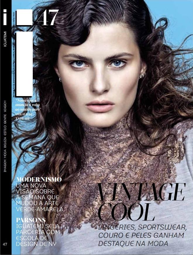 """""""revista i"""", edição 47, 2012."""