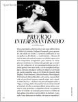 """""""Prefácio interessantíssimo"""", Patrícia Favalle."""
