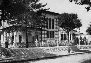 Residência João Miguel Sanches, Moya & Malfatti, 1942.